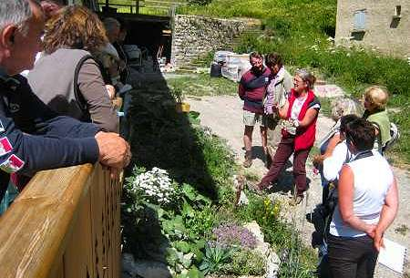 Activités vacances nature autour du Chalet du Germas